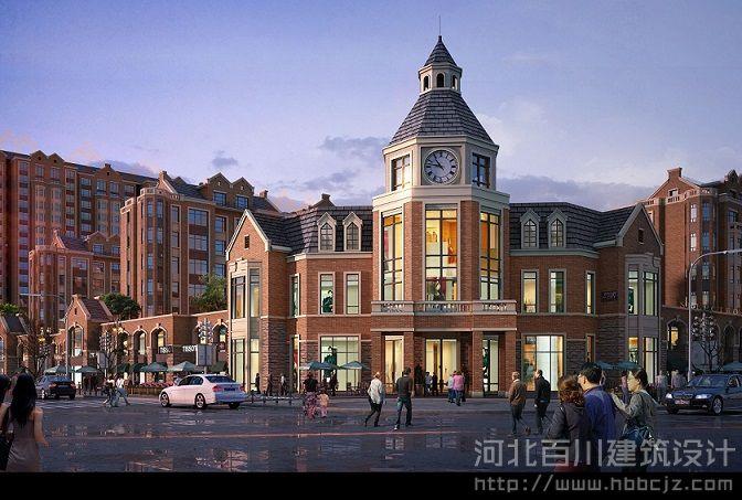 英伦峰尚住宅小区